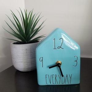 """Every Day"" Rae Dunn Clock"